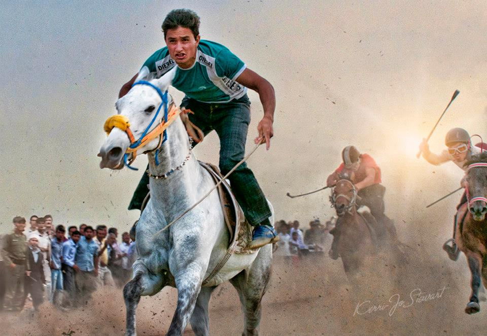 Horse Racing in Iran