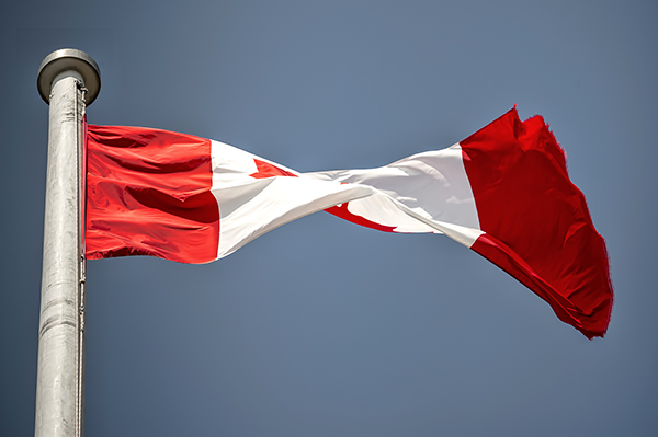 Canada Flag Project